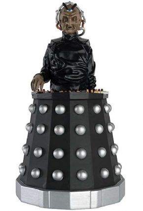 Doctor Who Figurine Collection Mega Davros Statue Eaglemoss